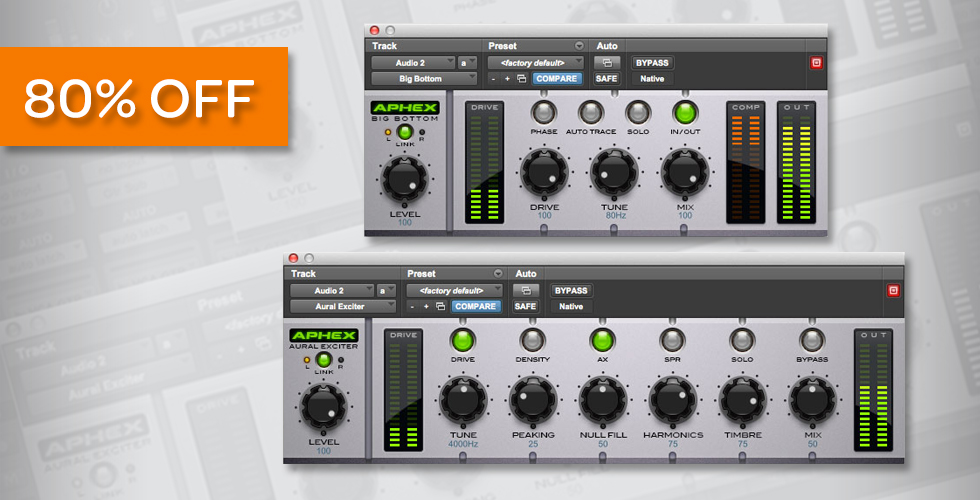 pro tools plug in bundle