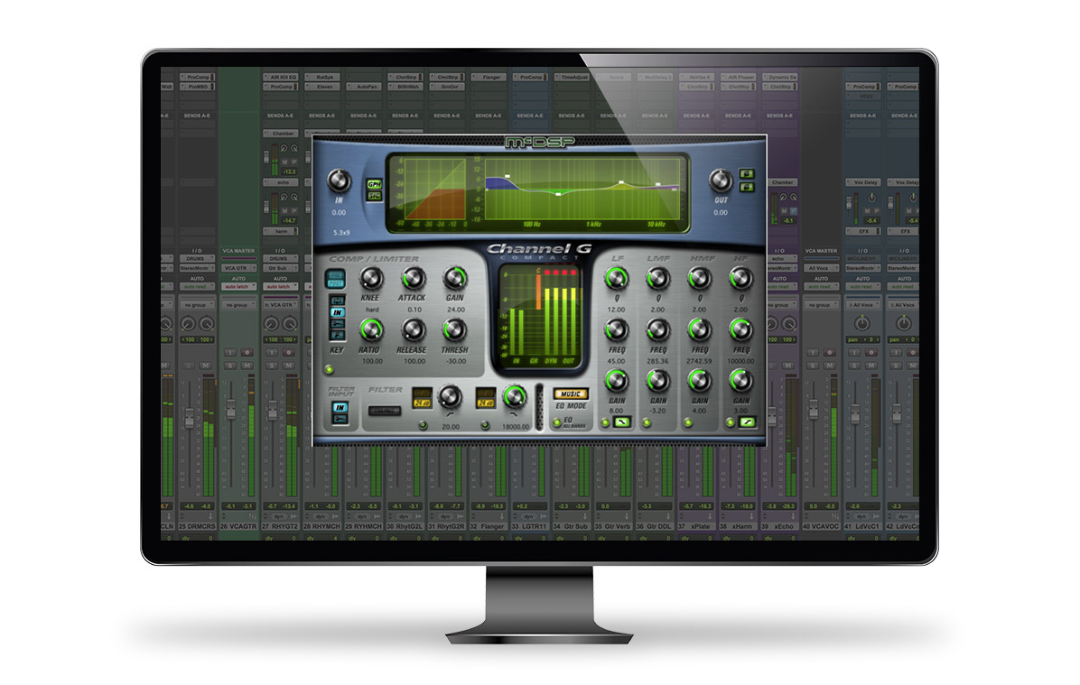 Shop Channel G Compact Native 6 | Audio Plugin | Avid