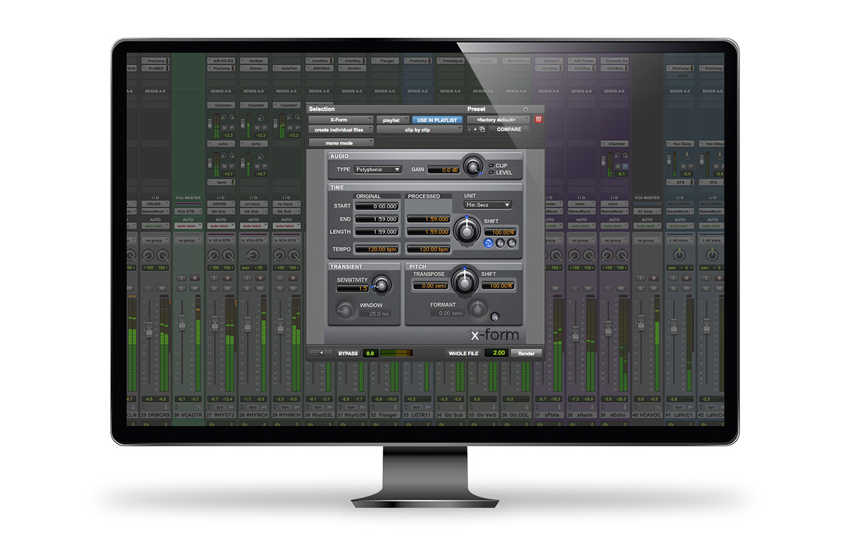 open broadcaster software music plugin